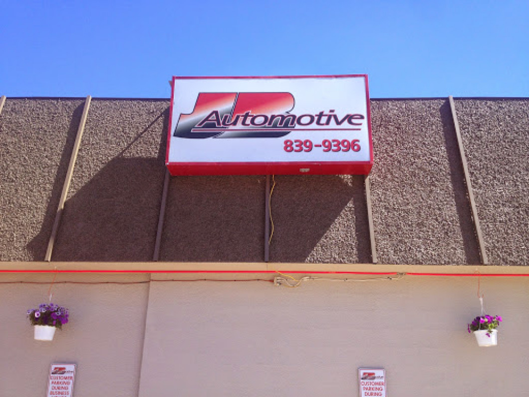 <center>JB Automotive has been serving the Billings area since 2001.<center>